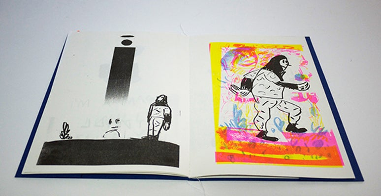 Image of 'Into The Abyss' BOOK by John Powell-Jones