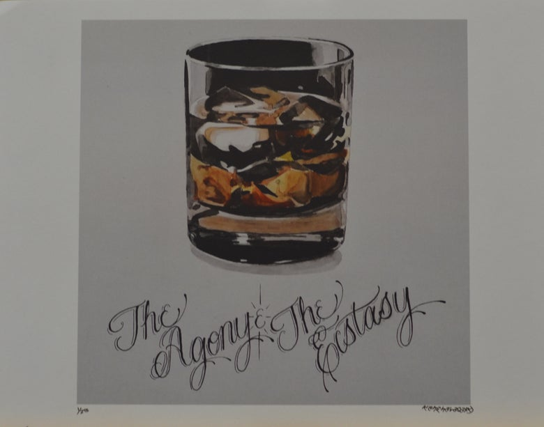 Image of The Agony Print