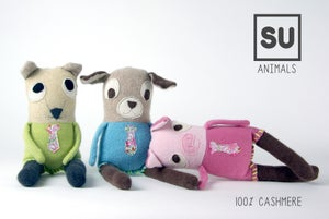 Image of SU Animals- Cashmere