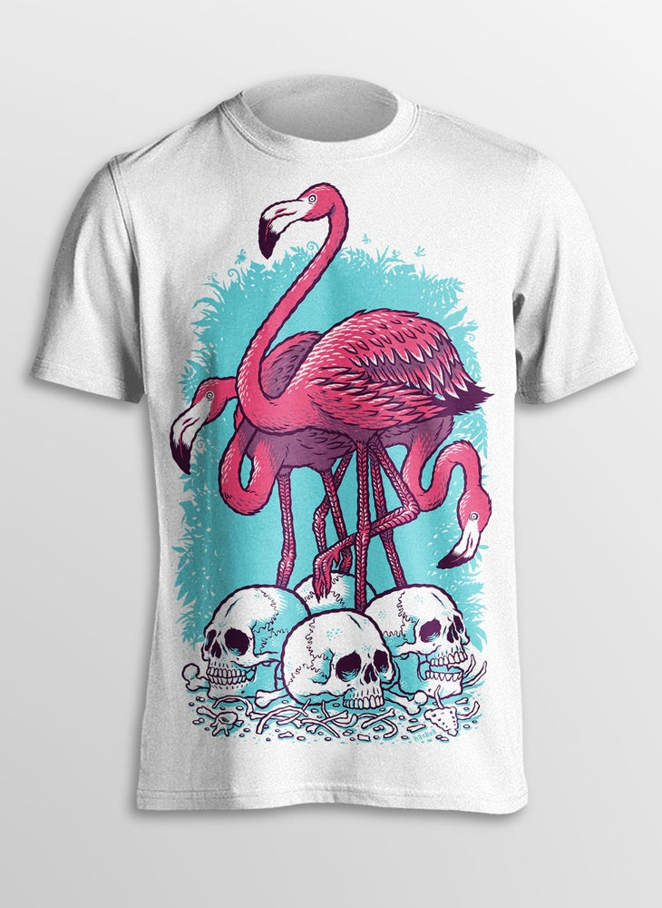 Image of Flamingo T-Shirt