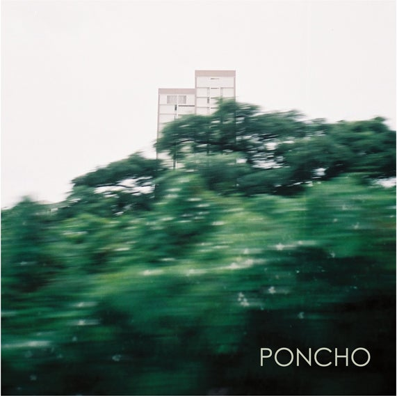 Image of Poncho - Self Titled EP