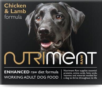 Image of Chicken & Lamb Formula - Adult