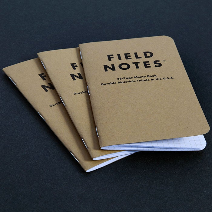 Image of Original Field Notes 3 Pack