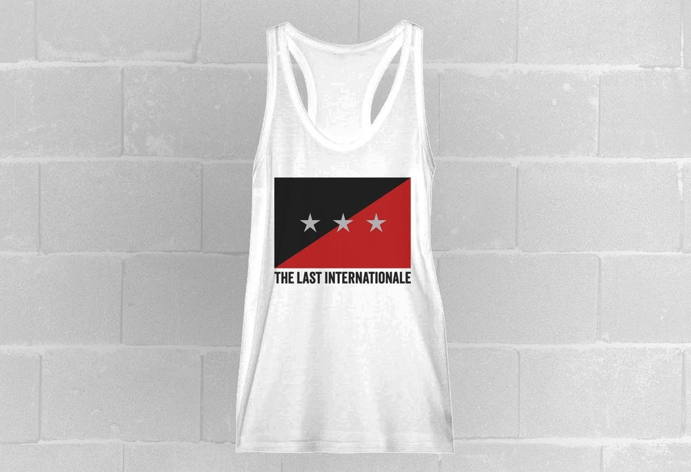 Image of TLI Flag Tank (Women Sizes)