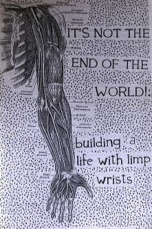 Image of it's not the end of the world! building a life with limp wrists