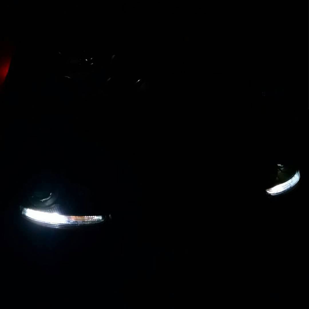 Image of City Lights: Bright/Error Free/Crisp White fits: MK5 GTI / Golf & MK5 Jetta