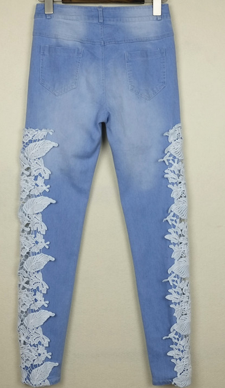 Image of Cute lace pants