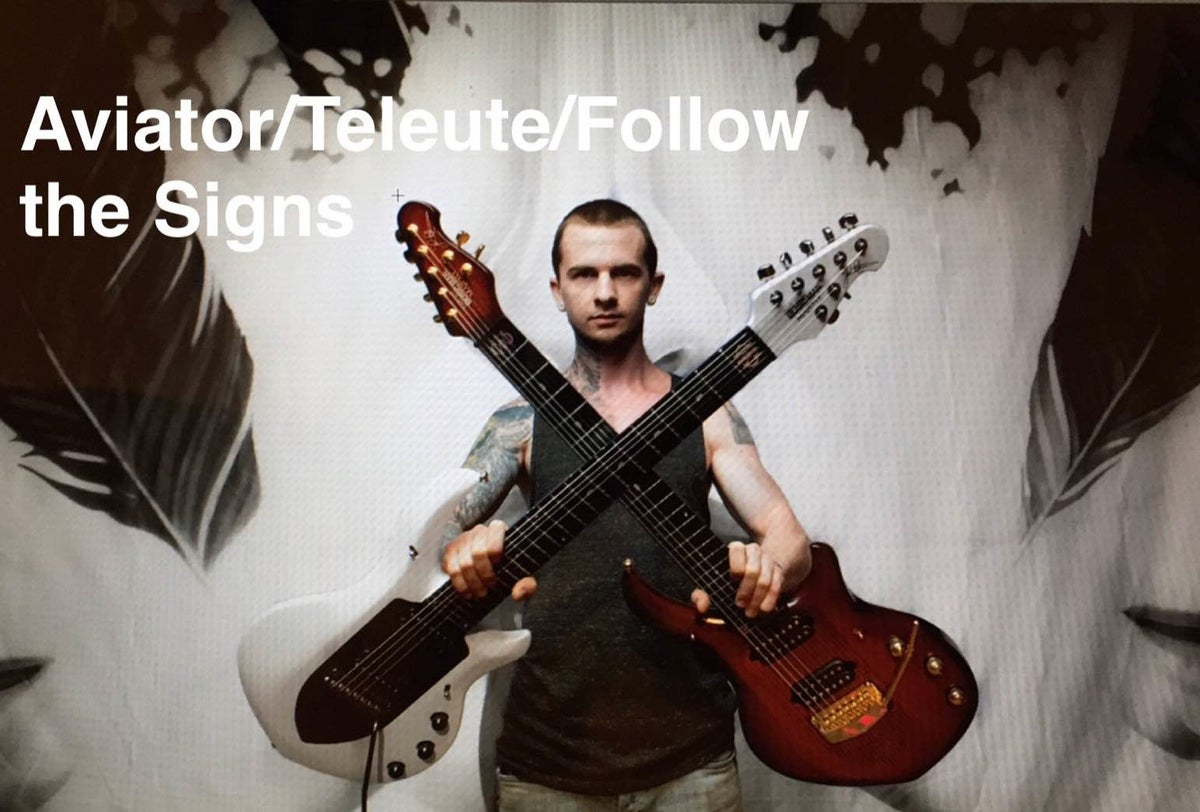 Image of Aviator, Teleute, and Follow the Signs Solo Bundle