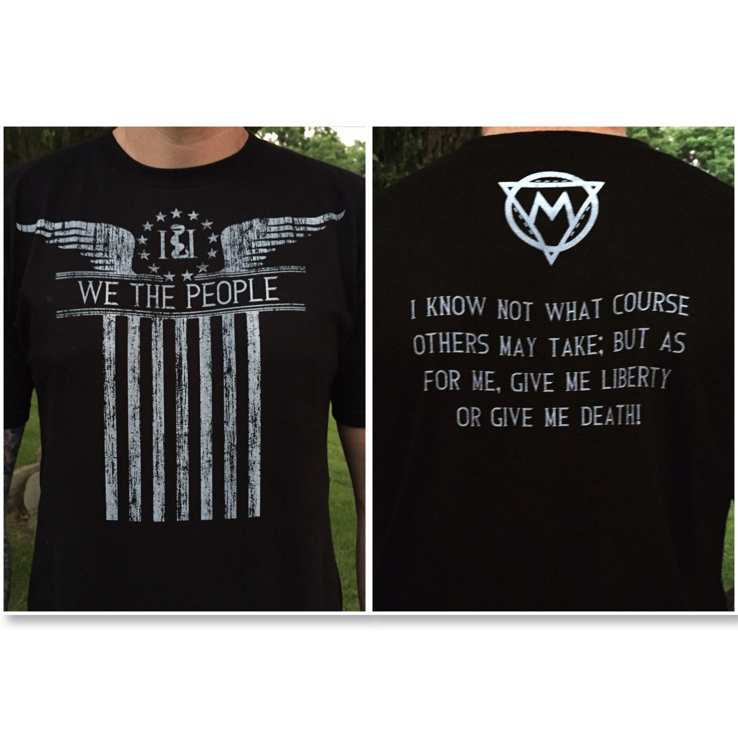 """Image of """"We The People"""" T-Shirt"""