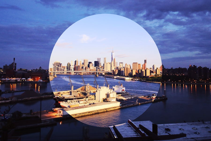 Image of New York - Jour & Nuit