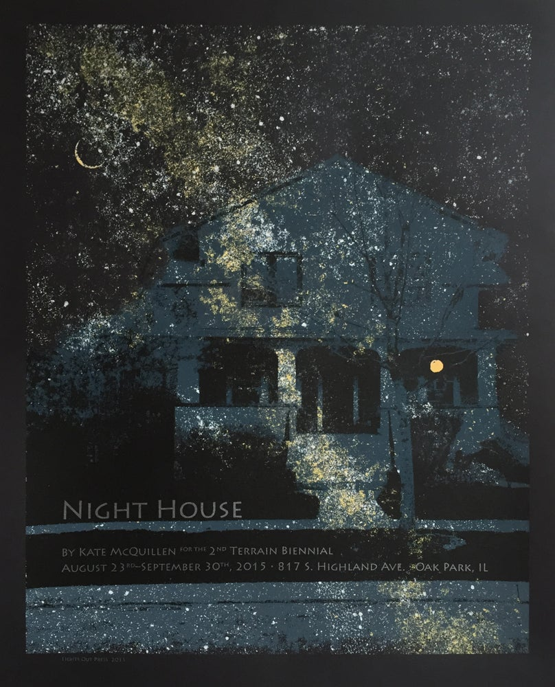 Image of Night House Poster