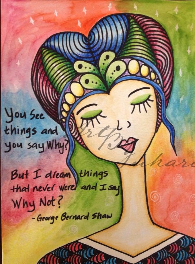 Image of Woman of Wisdom 1