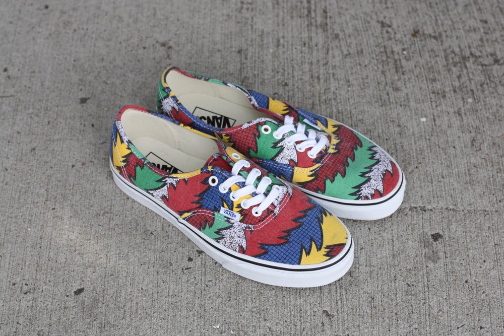 "Image of VANS DOREN AUTHENTIC ""WILD THING"""