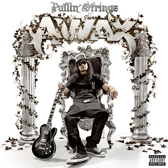 Image of A-Wax - Pullin' Strings