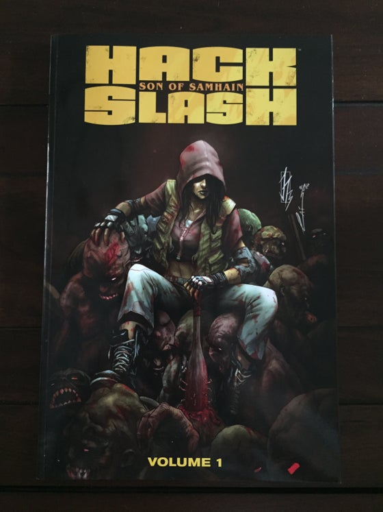 Image of Hack/Slash: Son of Samhain TPB