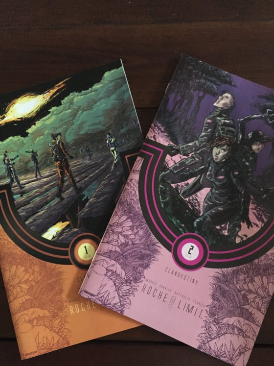 Image of Roche Limit: Clandestiny 5-Pack