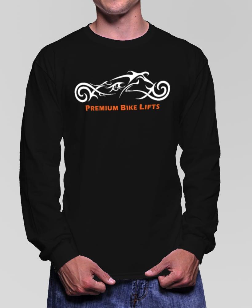 Image of Unisex Long Sleeve Graphic T-Shirt