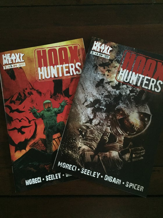 Image of Hoax Hunters Season 2 5-Pack