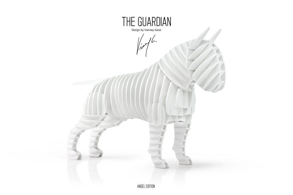 "Image of PRE-ORDER THE GUARDIAN ""ANGEL EDITION"" (Limited Edition 100 Units)"