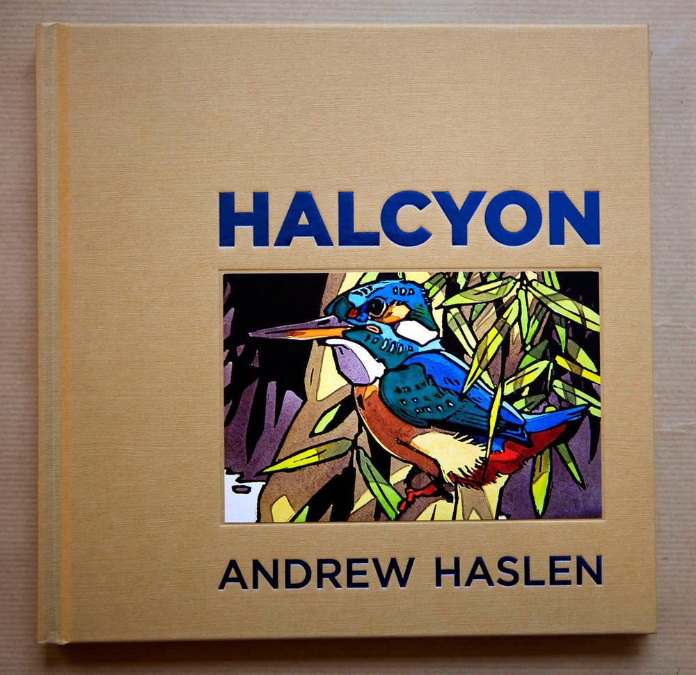 Image of Halcyon by Andrew Haslen