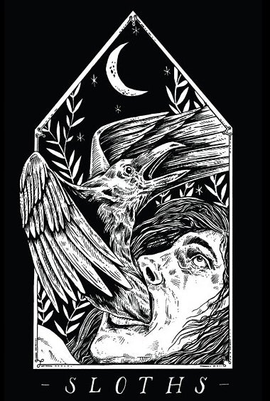 "Image of ""CROW EATER"" T-SHIRT"
