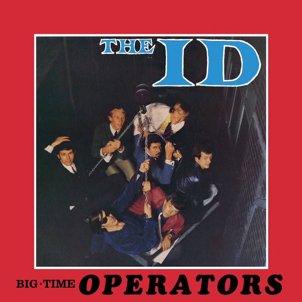 Image of Big Time Operators
