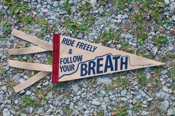 Image of Ride Freely Pennant