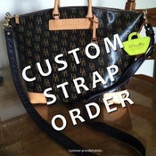 Image of Custom Replacement Straps & Handles for Dooney and Bourke / D&B Bags