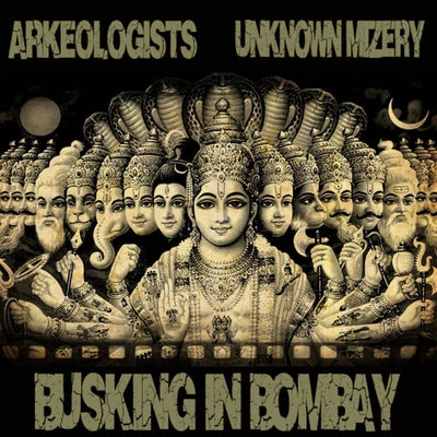 Image of Busking In Bombay - Unknown Mizery (CD - FULL ALBUM)
