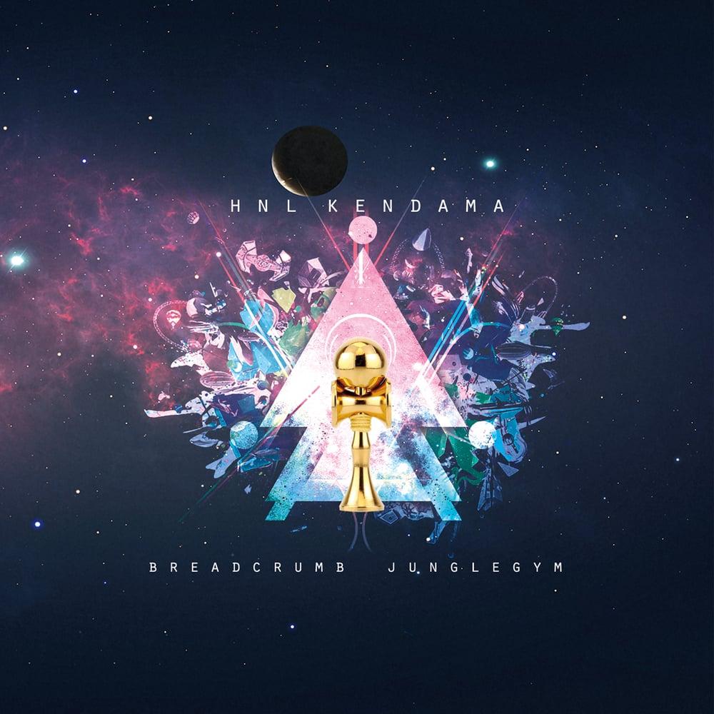 "Image of HNLKendama - ""Breadcrumb Junglegym"" Album"