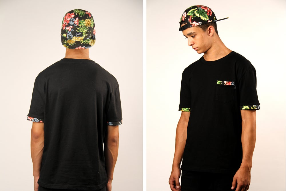 Image of Hawaiian 5 Panel Cap