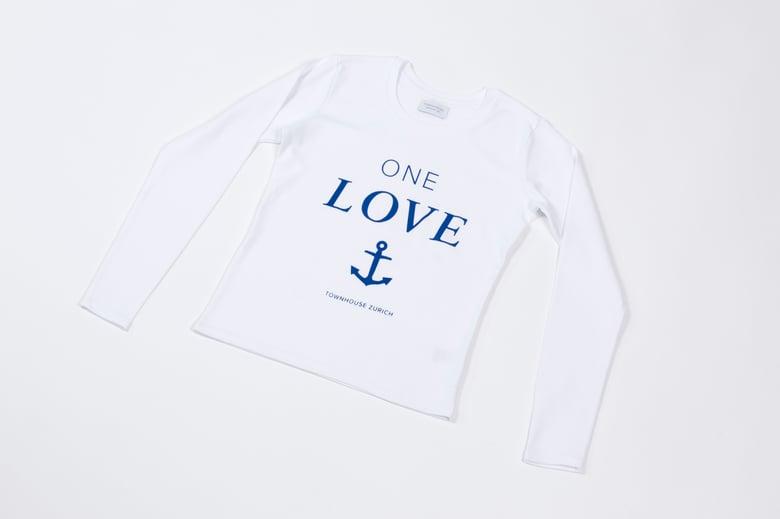 Image of One Love Thin Sweatshirt
