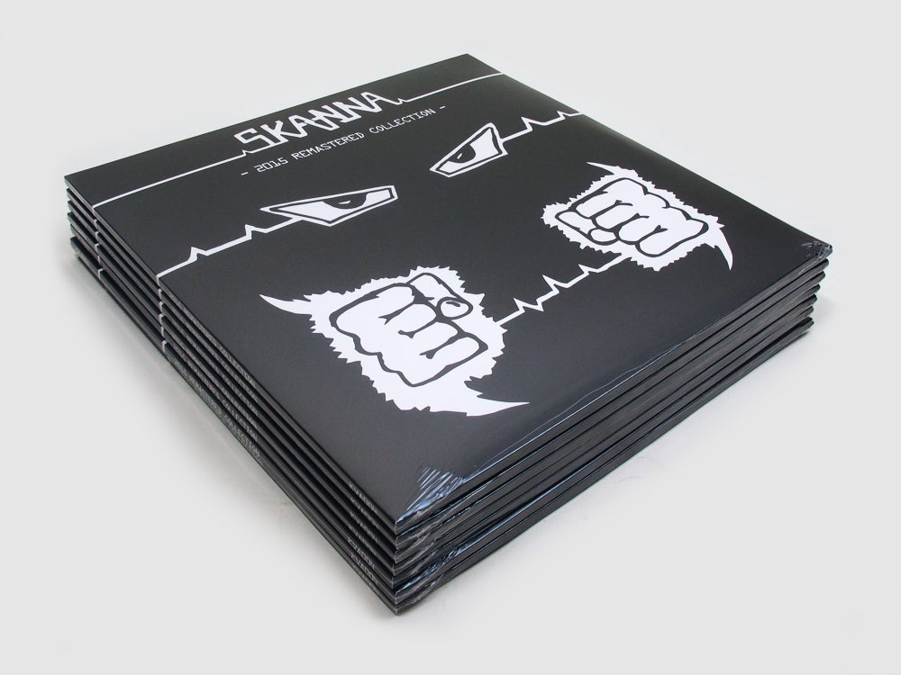 "Image of Skanna - 2015 Remastered Collection - KVA004 - 3x12"" Vinyl - SOLD OUT"
