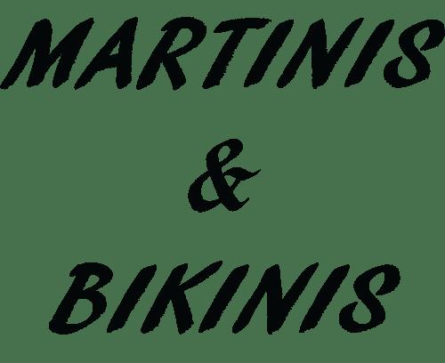 Image of MARTINIS & BIKINIS - muscle tank