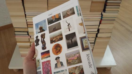 Image of Libro Sinapsis - Guía de artistas