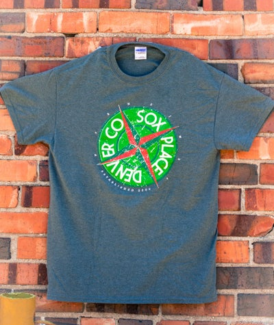 Image of Sox Place Compass T-Shirt