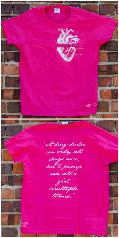 Image of Stop Human Trafficking T-Shirt
