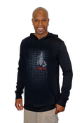 Image of Shuckey Corn Pattern Hoodie
