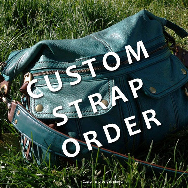 Image of Custom Replacement Straps & Handles for Fossil Handbags/Purses/Bags