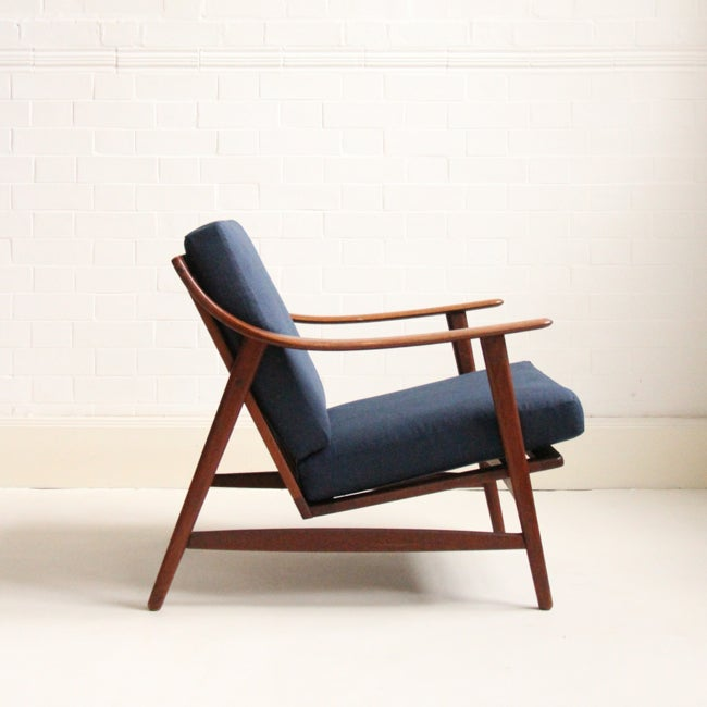 Image of Danish easy chair