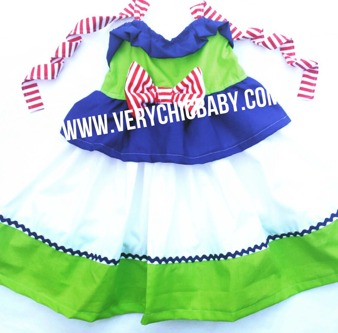 Image of Buzz Inspired Dress