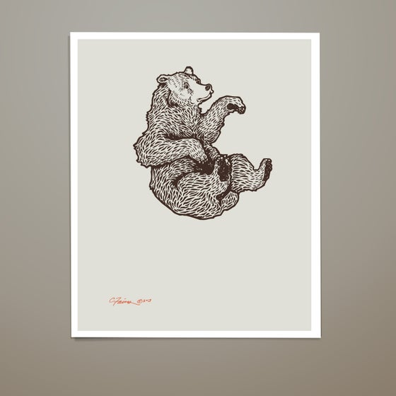Image of Animals in the Air: Bear, Tiger, Bloodhound