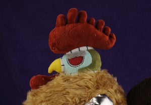 Image of CHEW: Plush Poyo - SOLD OUT