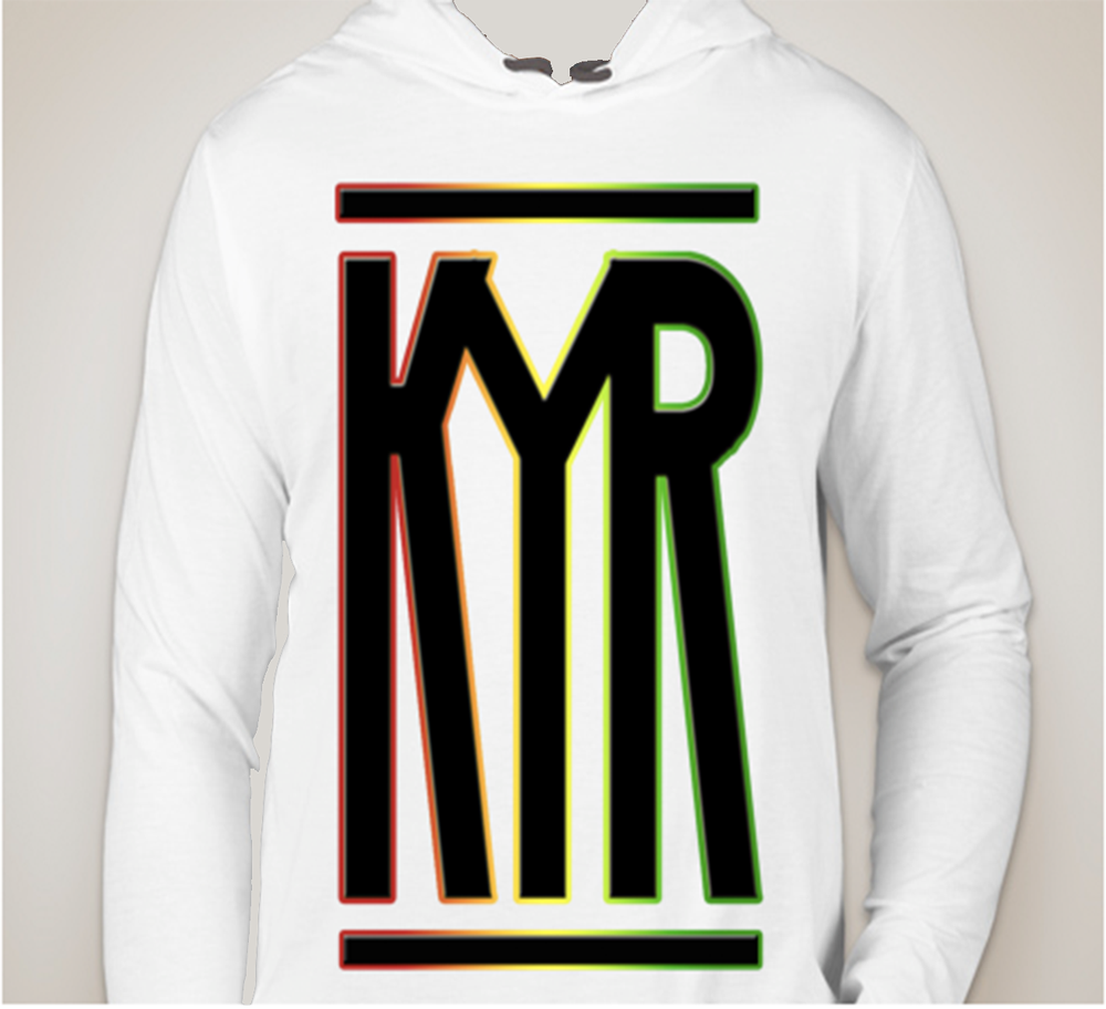 Image of KYR Anvil Long Sleeve Hoodie