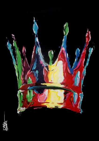 Image of CROWN (Limited Edition Print)