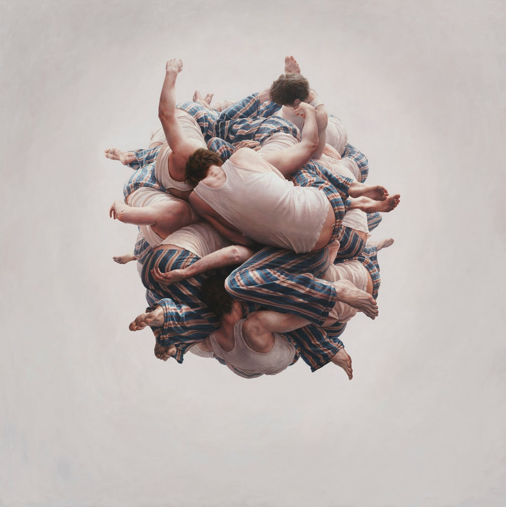 Image of 'Cluster' by Jeremy Geddes
