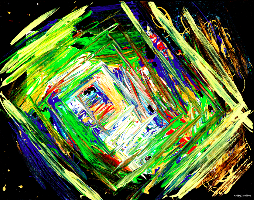 Image of Abstract Dimension