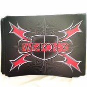 Image of Weapon-X Stickers