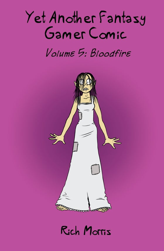 Image of YAFGC Vol. 5: Bloodfire PREORDER