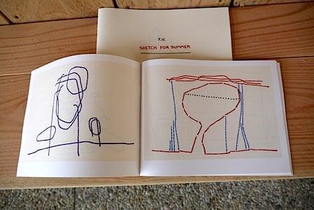 Image of Sketch for Summer